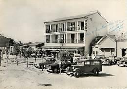 66 Canet Plage Hotel FONT Voiture Automobile Automobiles Traction - Canet Plage