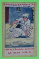 DOCUMENT Pub Livret CALENDRIER 1914 - FABLE DE LA FONTAINE - 3 Fables - 9 X 14 Et 12 Pages  -Etat D'usage RARE / 249 - Autres