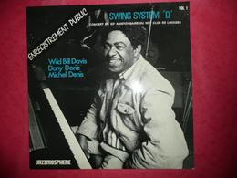LP N°1657 - WILD BILL DAVIS & DANY DORIZ & MICHEL DENIS - SWING SYSTEM 'D' - COMPILATION 7 TITRES - Jazz