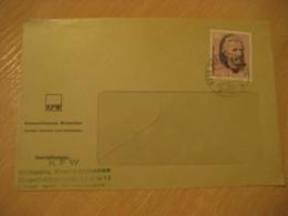 ALGETSHAUSEN 1974 Krankenfursorge Winterthur KFW Cancel Cover Uzwil Wahlkreis Wil St. Gallen SWITZERLAND - Cartas