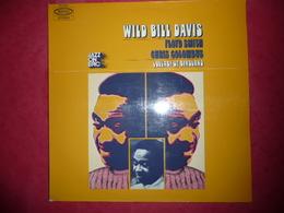 LP N°1660 - WILD BILL DAVIS - FLOYD SMITH - CHRIS COLOMBUS - LULLABY OF BIRDLAND - COMPILATION 13 TITRES - Jazz