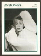 PORTRAIT DE STAR 1985 ÉTATS UNIS USA - ACTRICE KIM BASINGER - UNITED STATES USA ACTRESS CINEMA FILM PHOTO - Fotos