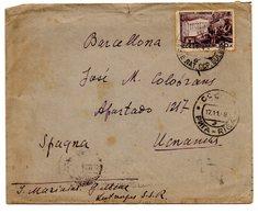Carta De Rusia. - Covers & Documents