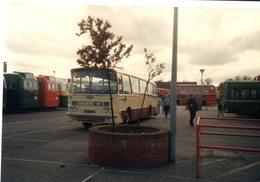 35mm ORIGINAL PHOTO BUS UK WESTERN WELSH TOUR  PARKING STATION ABO 145B - F132 - Sonstige