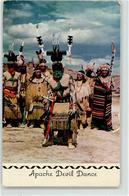 52623173 - Apache Devil Dance - Indiens De L'Amerique Du Nord