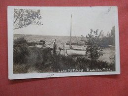 RPPC  Lake Mitchell  Cadillac  - Michigan >  Ref  3856 - Sonstige