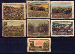 RUSSIE - 1854/1860**  - PROPAGANDE AGRICOLE - 1923-1991 USSR