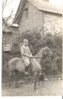Soldat à Cheval     Campagne 1914 - 15 - 16  Walter Bernay - Guerre 1914-18