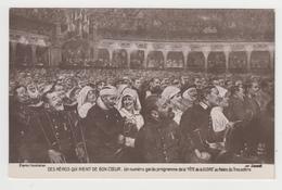 AC508 - GALERIE PATRIOTIQUE - Héros Qui Rient De Bon Coeur - Fête De La Gloire Au Palais Du Trocadéro - Patriotiques