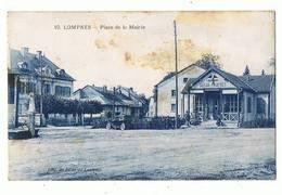 01 - LOMPNES - Place De La Mairie  - 2117 - Hauteville-Lompnes