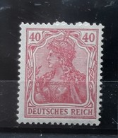 DR Mi. 145 BII, Poröser Druck, Postfrisch, Mi. 150,-€ (1317) - Used Stamps