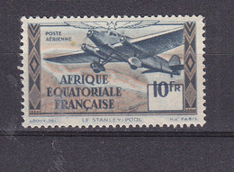 AEF POSTE AERIENNE 38 VALEUR DEPLACEE LUXE NEUF SANS CHARNIERE - A.E.F. (1936-1958)