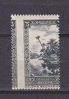 ALGERIE 114 PIQUAGE DECALE  -NEUF SANS CHARNIERE - Algérie (1924-1962)
