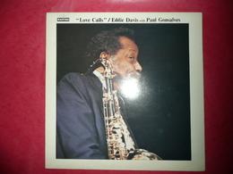 LP N°1664 - EDDIE DAVIS WITH PAUL GONSALVES - LOVE CALLS - COMPILATION 11 TITRES - Jazz