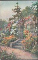 Val Norman - When The Flowers Are In Bloom, 1925 - Tuck's Oilette Postcard - Künstlerkarten