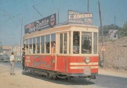 Tranvia Nº 2 Mataro Barcelona-Linea Inagurada 1928- Foto De 1960 - Tranvía