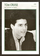 PORTRAIT DE STAR 1987 ÉTATS UNIS USA - ACTEUR TOM CRUISE - UNITED STATES USA ACTOR CINEMA FILM PHOTO - Fotos