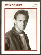 PORTRAIT DE STAR 1990 ÉTATS UNIS USA - ACTEUR KEVIN COSTNER - UNITED STATES USA ACTOR CINEMA FILM PHOTO - Fotos