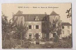 GIVRY - Maison De Repos Du Moulin-Madame  - Animée - France