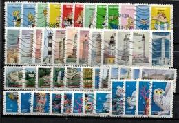Lot 4 Séries Avec FANTASTIQUE - Used Stamps