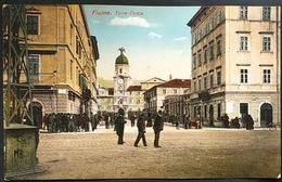 Fiume - Torre Ćivica - Croatia