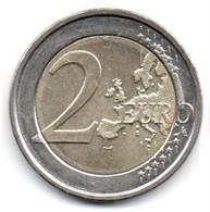 Germania 2 Euro 2015 25° Riunificazione Tedesca - Otros