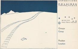 13187 EXPÉDITIONS POLAIRES FRANÇAISES - Mission PAUL EMILE VICTOR - Terres Australes Et Antarctiques Françaises (TAAF)