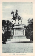 METZ. Monument Lafayette. - Metz