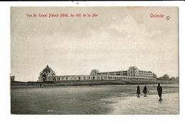 CPA Carte Postale Belgique-Oostende-Vue Du Royal Palace VM12127 - Oostende