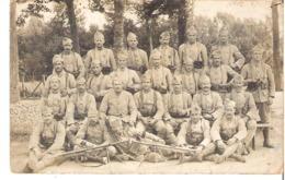 Soldats    Fusils Lance Grenades Modèle Chauchat 1915 ? - Guerre 1914-18