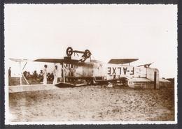 Photo AVIATION - LATECOERE - AEROPOSTALE - N° 155 -  Mission ROIG - Accident BREGUET XIV - 6 Février 1925 Au Brésil (2) - Aviation