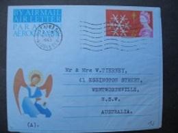 1965 - Christmas ( 6d ) - Interi Postali