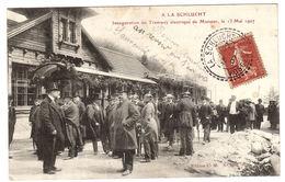 88 - A LA SCHLUCHT - Inauguration Du Tramway éléctrique De Munster, Le 13 Mai 1907 - Ed. C. M. - Unclassified