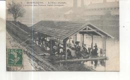 5. Montlucon, à L'Eau Chaude, Lavoirs Des Usines Saint Jacques - Montlucon
