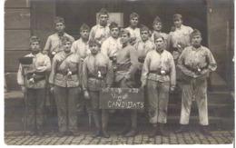 Soldats R.A.P Régiment Artillerie De Position 313° - Guerre 1914-18