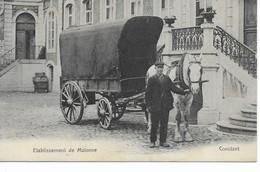 MALONNE  établissement  CONSTANT Avec Son Cheval.. - Namur