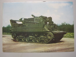 ABL Landmacht Force Terreste /  Bergingstank Middelmaat M74 Char Dépanneur - Manovre