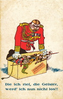 German Racist Card Against Spirits . Arabic, Black People , Boers - Satiriques