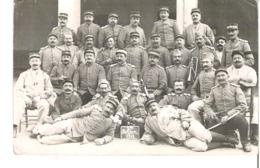Soldats 15° Régiment   2° Peloton 1914 - Guerre 1914-18