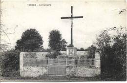 D79 - TERVES - LE CALVAIRE - Sonstige Gemeinden