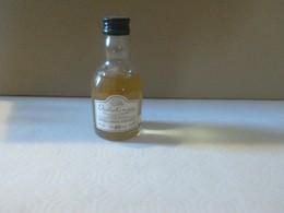 Mignonette Whisky Dalwhinnie 15 Ans Non Ouverte Ancienne - Miniaturflaschen