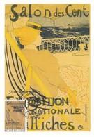 Carte Maximum Peinture Belgique 2011 Toulouse-Lautrec - Maximum Cards
