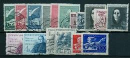 1947 Full Year - Fine Used - Checoslovaquia