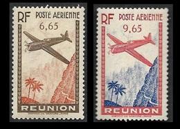 REUNION   1938  -  PA  3 Et 4  - NEUFS - Réunion (1852-1975)