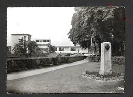 La Chatre Le Square Et Le Cours Complémentaire CPSM Indre Touraine - La Chatre