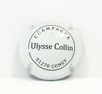 Capsules Ou Plaques De Muselet CHAMPAGNE ULYSSE COLLIN - Collections