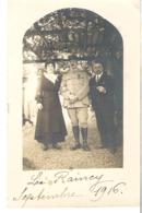 Soldat En Famille     Le Raincy Septembre 1916 - Guerre 1914-18