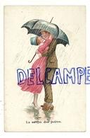"""Couple Qui S""""embrasse Sous Un Parapluie. """"La Saison Des Poires"""" - Ilustradores & Fotógrafos"""