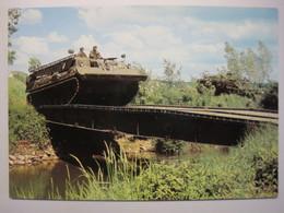 ABL Landmacht Force Terreste /  Char Pionnier Tank - Manovre