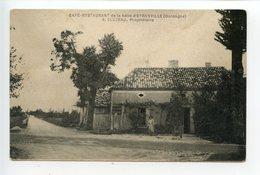 Plaisance  Eyrenville Café Restaurant De La Halte D'Eyrenville (rare) - France